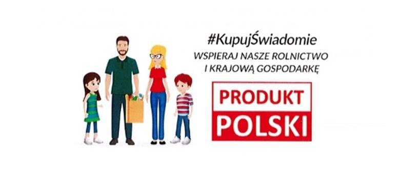 """Informacja dotycząca oznaczenia """"PRODUKT POLSKI"""""""
