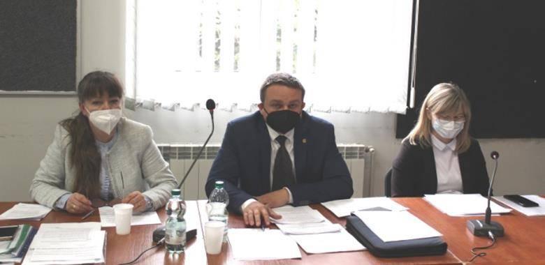 W dniu 7 kwietnia 2021 r. odbyła się XXXIII Sesja Rady Gminy Kolno